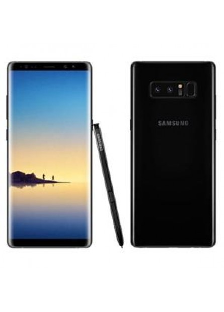 Samsung Galaxy Note8全頻LTE(64G)雙卡機-黑色